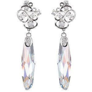 Preciosa Dlouhé náušnice s krystaly Grace 2365 42 obraz