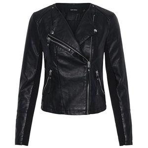 Vero Moda Dámská bunda VMRIA 10211420 Black XS obraz