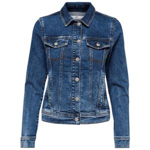 Jacqueline de Yong Dámská džínová bunda JDYFARIA 15180019 Medium Blue XS obraz