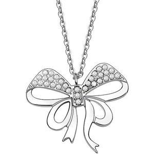 S`Agapõ Slušivý náhrdelník s mašličkou Gift SIT01 obraz