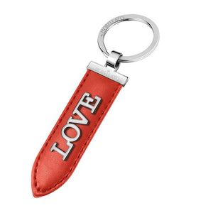 Morellato Kožený přívěsek na klíče LOVE SD7308 obraz