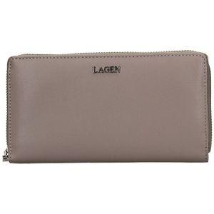 Lagen Dámská kožená peněženka 50353 Grey obraz