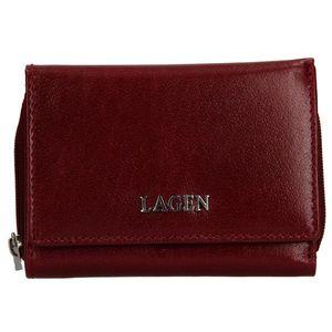 Lagen Dámská kožená peněženka 50453 Cherry obraz