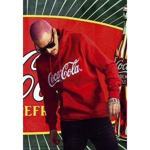 Mr. Tee Coca Cola Classic Hoody red obraz