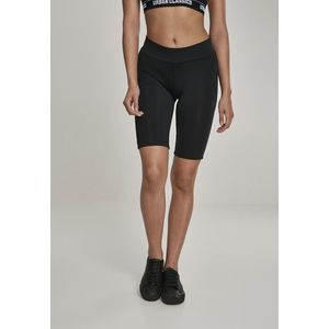 Urban Classics Ladies Cycle Shorts black obraz