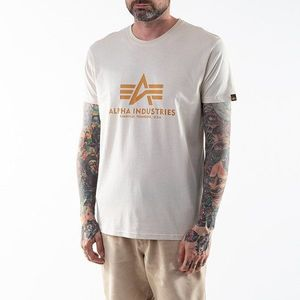 Alpha Industries Basic T-Shirt 100501 300 obraz