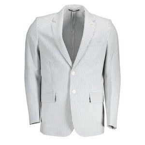 Gant pánské sako Barva: Bílá, Velikost: 46 obraz
