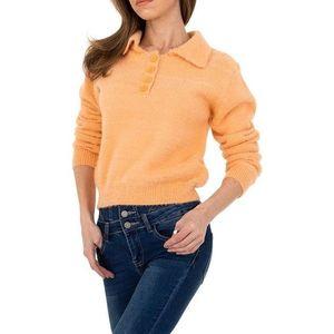 Dámský pletený svetr JCL obraz