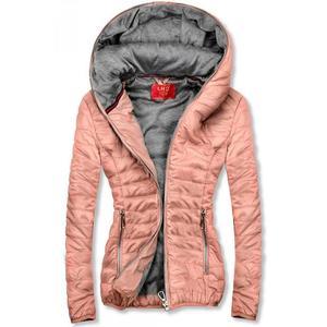 Růžová sportovní bunda obraz