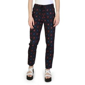 Armani dámské kalhoty Barva: Modrá, Velikost: 6 obraz