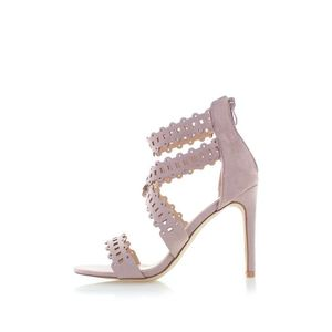 Světle růžové sandály Stanza obraz