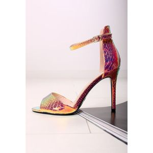 Zlaté sandály Monique obraz