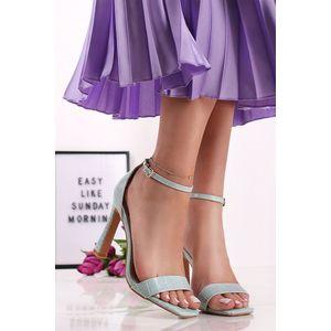 Mátové sandály Niara obraz