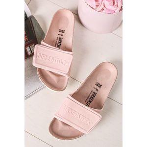 Světle růžové pantofle Tema MF obraz
