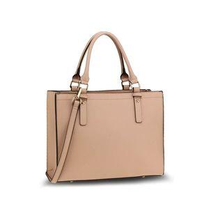 Béžová kabelka Larisia obraz