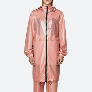 Rains Ultralight Parka 1844 SHADOW BLUSH obraz