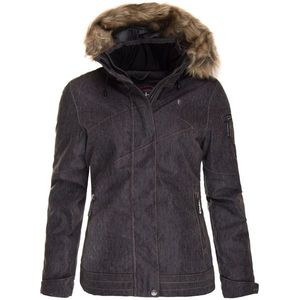 Zimní bunda dámská Rehall JESSIE-R-fur obraz