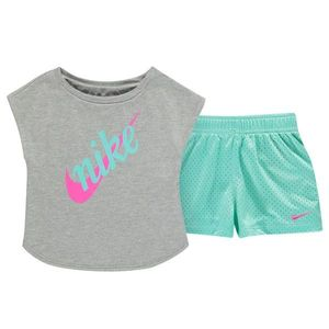 Nike Short Set Baby Girls obraz