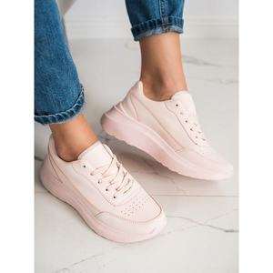 SHELOVET CLASSIC ECO LEATHER SNEAKERS obraz