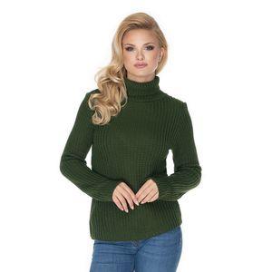 Zelený pulovr 40036 obraz