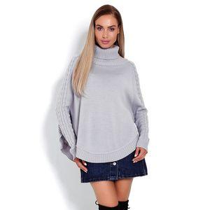 Šedý pulovr 70009 obraz