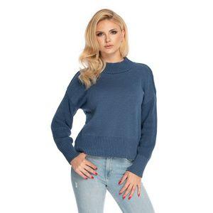 Modrý pulovr 70035 obraz