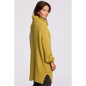Žlutý pulovr BK047 obraz
