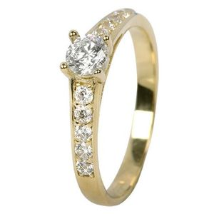 Dámský prsten obraz