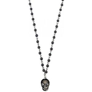 Morellato Pánský náhrdelník s lebkou Nobile SAKB05 obraz