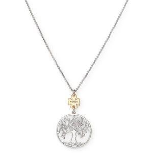Amen Originální stříbrný náhrdelník Tree of Life CLALABR3 (řetízek, přívěsek) obraz