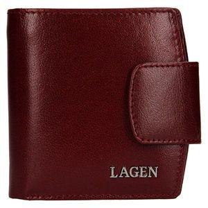 Lagen Dámská kožená peněženka 50465 Cherry obraz