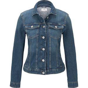 Tom Tailor Dámská džínová bunda 1016402.10120 XL obraz