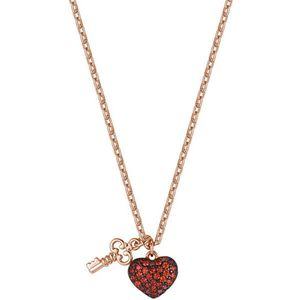 Rosato Zamilovaný bronzový náhrdelník Storie RZC045 (řetízek, přívěsky) obraz