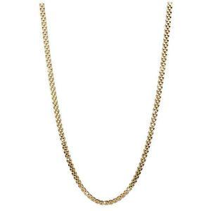 Brilio Stylový zlatý řetízek 42 cm 271 115 00221 obraz
