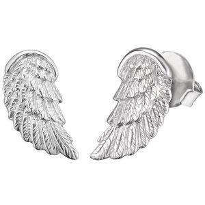 Engelsrufer Stříbrné náušnice Andělské křídlo ERE-WING-ST obraz