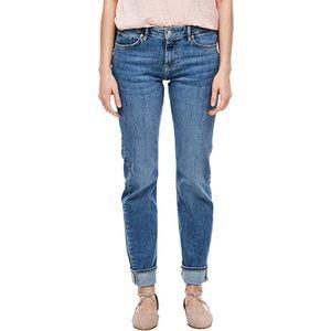 s.Oliver Dámské straight fit džíny 14.003.71.6069.54Z5 Blue denim stretch 36/30 obraz