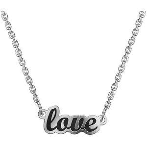 Praqia Módní stříbrný náhrdelník Venus N6321 obraz
