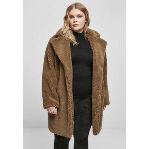Urban Classics Ladies Oversized Sherpa Coat midground obraz
