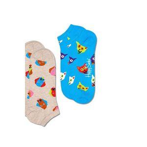 Happy Socks - Ponožky Dog & Cat Low (2-PACK) obraz
