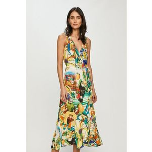 Desigual - Plážové šaty obraz
