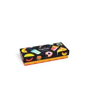 Happy Socks - Ponožky Food Lover Socks Gift (4-PACK) obraz