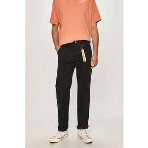 Pánské jeansové kalhoty černé obraz