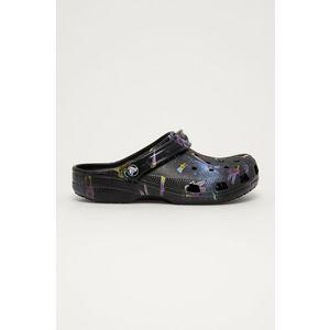 Crocs Pantofle černá obraz