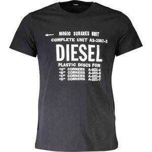 Diesel pánské tričko Barva: černá, Velikost: XL obraz