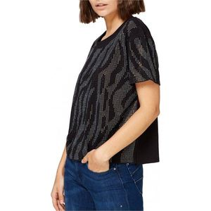 Guess dámské tričko Barva: černá, Velikost: XS obraz