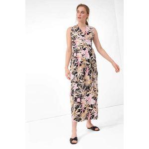 Orsay květované maxi šaty z bavlny obraz