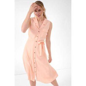 Orsay midi košilové šaty s opaskem obraz