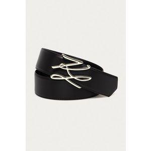 Karl Lagerfeld - Kožený pásek obraz