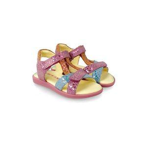 Agatha Ruiz de la Prada - Dětské semišové sandály obraz