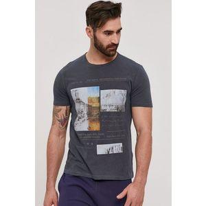 T-Shirt Blauer obraz